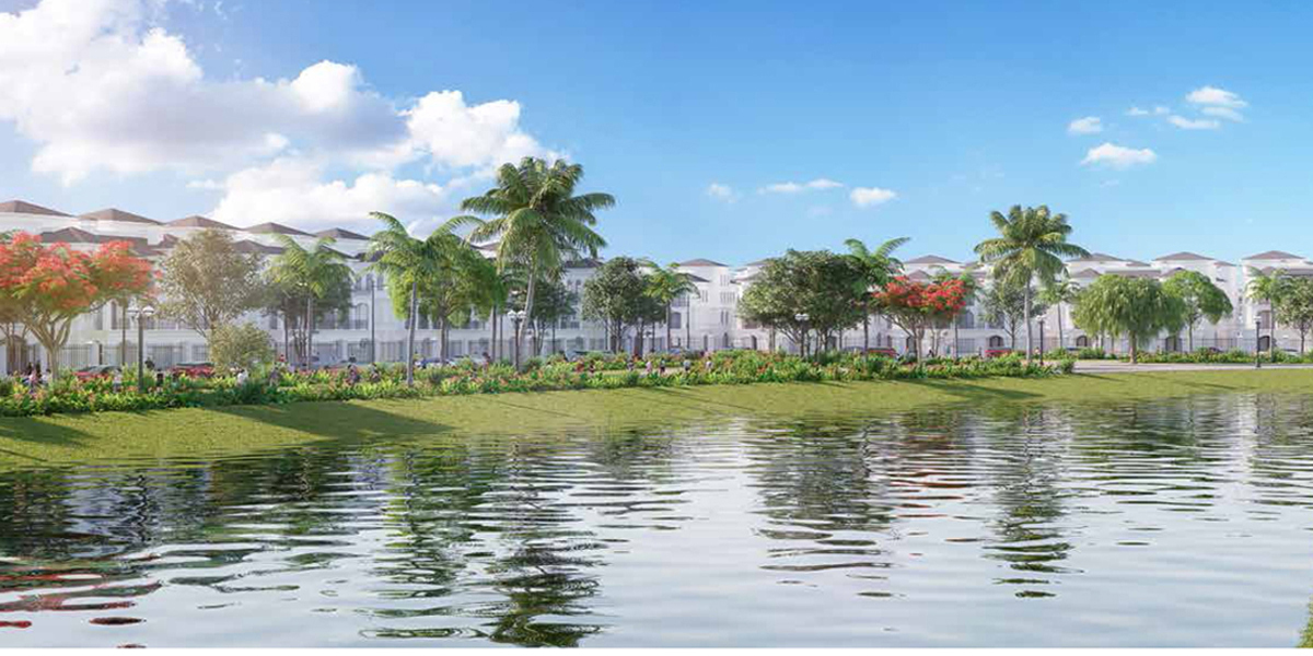 Biệt thự vinhomes ocean park đơn lập