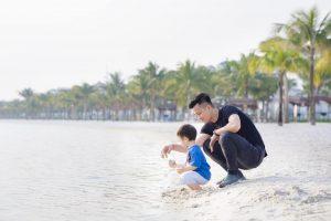 Shop TMDV Vinhomes Ocean Park đẹp