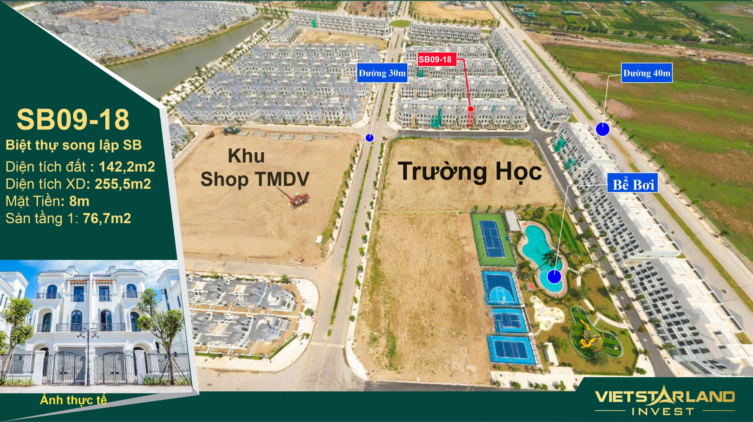 Shop TMDV Vinhomes Ocean Park