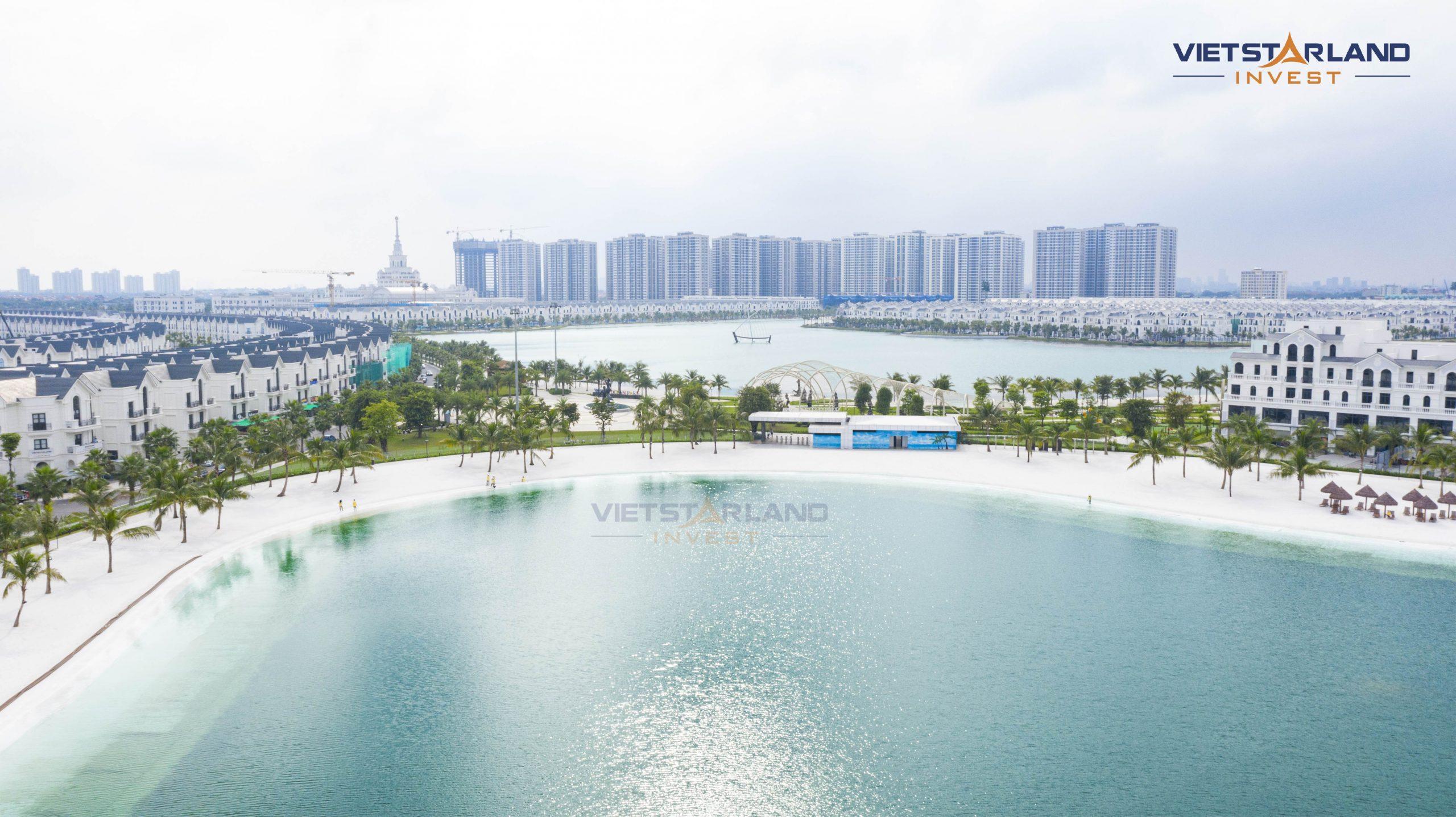 dự án biệt thự ngọc trai vinhomes ocean park