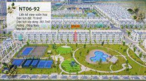 Biệt thự Ngọc Trai Vinhomes ocean Park n06 - 92